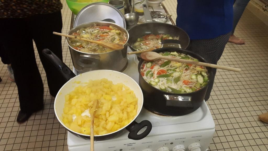 Cours de cuisine vietnamienne tay son vo dao - Cours de cuisine vietnamienne ...
